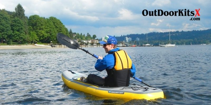 How Should You Choose The Paddles for Inflatable Kayak